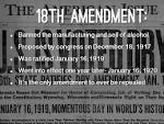 Progressive Era Constitutional Amendments
