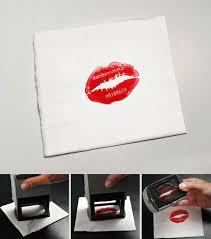 sandra martins makeup artist creative unique business card design inspiration 17b