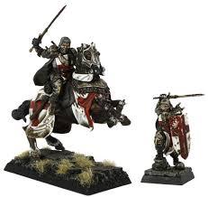 mierce miniatures vagrant knight