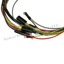 complete wiring harness made in the usa fits 52 66 m38a1 12 volt