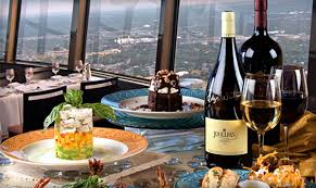 Tower Of The Americas Taking Entertaiment Fine Dining To