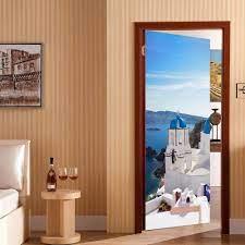 20 Best Decorative Door Wallpaper ...