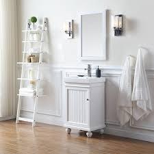 ove decors amber light grey 20 inch bathroom vanity free