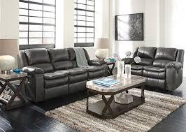 Reclining Living Room Sets Long Knight Gray Reclining Living Room Set Living Room Sets