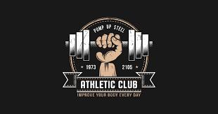 Grunge Gym Logo By Agor2012