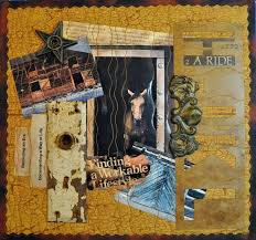 29 best My Mixed Media Quilts images on Pinterest | Mixed media ... & LuAnn Kessi: Mixed Media Quilt. Adamdwight.com