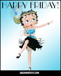 Click on picture for largest view Happy Friday Betty Boop Graphics ...