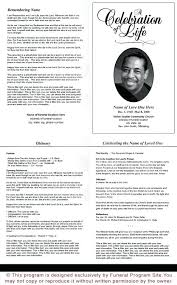 Bulletin Templates Word Most Recent Free Funeral Template Word With Memorial Service
