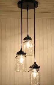 diy mason jar chandelier elegant diy mason jar pendant light chandelier w rustic style hardwood of