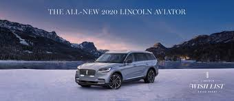 2019 Lincoln Nautilus Color Chart The All New 2020 Lincoln Aviator Midsize Luxury Suv