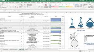 Dnv Padeye Design Calculation Single Point Lift Spreadsheet Www Thenavalarch Com
