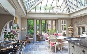 Kitchen Conservatory Using Your Conservatory