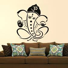 Small Picture Buy Decals Design Pious Lord Ganesha Wall Sticker PVC Vinyl 60