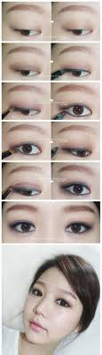 makeup natural korean style tutorials with subs you