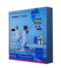 Napkin Vending Machine Beauteous HLL Lifecare VENDIGO SANITARY NAPKIN Vending Machine