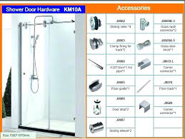 replacement parts for sliding glass doors can you