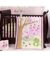 cute baby girl crib bedding sets set