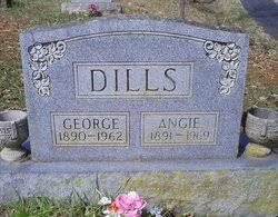 Rev George Dills Jr. (1890-1962) - Find A Grave Memorial