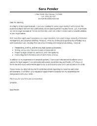 Sample Secretary Cover Letter Secretary Cover Letter Best Solutions