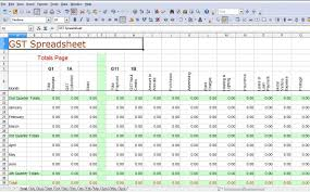 accounting spreadsheet templates for small business small business spreadsheet for income and expenses xls with free