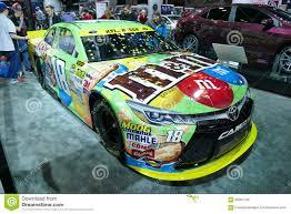 Toyota Camry NASCAR Race Car, New York International Auto Show.J ...