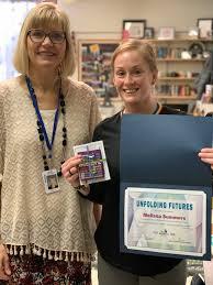 Congratulations to Melissa Summers on... - Waterloo Community School  District | Facebook
