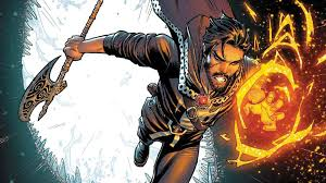 desperate to find more allies to join in the fight against thanos the avengers have requested istance from doctor strange a powerful magician