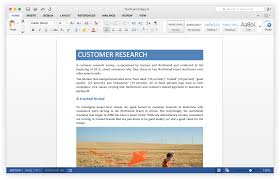first look microsoft office for mac doesn t feel like an word