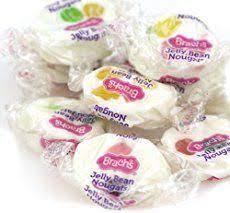 Cut into pieces and wrap each piece. Recipe Tried Brach 39 S Jelly Nougats Copycat Recipe Recipelink Com Chewy Candy Nougat Recipe Candy Recipes