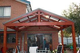 pergola plans roofs