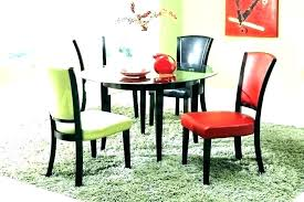 circle kitchen table circular kitchen table and chairs circle kitchen table set round glass dining and
