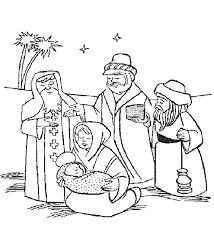 Kerstmis Kleurplaat Met Drie Koningen Wielostditopnl