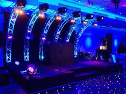 Dj Lighting Hire London A Barmitzvah In Avenue Banqueting London Nice Truss Curves