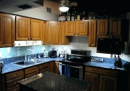 under cabinet lighting options kitchen. Under Cabinet Lighting Options Kitchen Led Lights Strip T Above