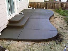 concrete patio designs layouts wallpaper