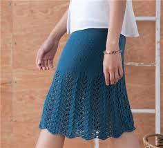Knit Skirt Pattern Unique Solstice Skirt Interweave