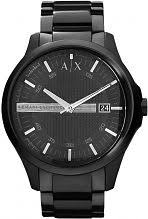 "mens designer label watches watch shop comâ""¢ mens armani exchange watch ax2104"