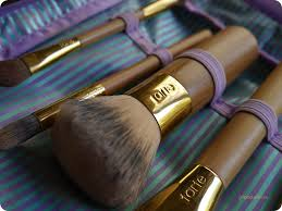tarte limited edition holiday brush set makeup