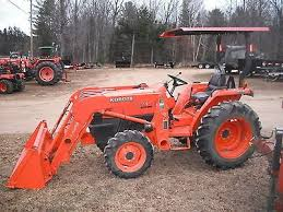 17 best ideas about kubota compact tractor kubota heavy equipment kubota l3400 loader 4x4 compact tractor 89 hours heavyequipment