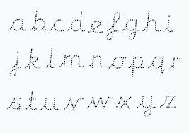 Handwriting Worksheets Maker Cursive Handwriting Worksheet Cursive Writing Dnealian Cursive