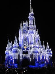 Castle Christmas Lights 29 See The Castle Lights At Christmas Disney World Castle