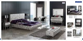 Mirrored Bedroom Bench Mirrored Furniture In Bedroom Raya Furniture