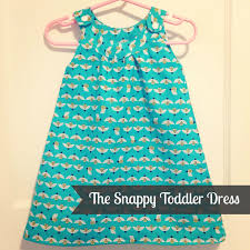Free Baby Dress Patterns Impressive Toronto Mama My Favourite FREE Baby Dress Pattern