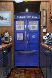 tardis would keep the magic alive in between the long season