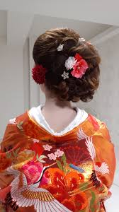 着物を着る方必見きものの髪型を大紹介 レンタルキモノマイン 長野店