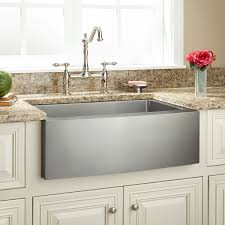 stainless farm sink. Delighful Sink Stainless Farmhouse Sinks 539 On Farm Sink Signature Hardware
