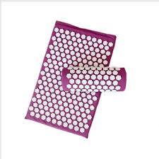 10 Colors Traditional Acupuncture Sets Acupressure Mat with Pillow ...