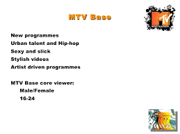 Core Viewers Of The Mtv 6 Pack