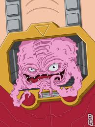 How Do I Print From My Ipad Krang Made On My Ipad Pro With Procreate Gonna Print This For My