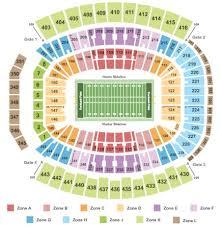 Tiaa Bank Field Tickets And Tiaa Bank Field Seating Chart
